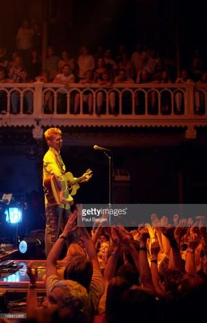 10-6-2010 Amsterdam, Paradiso. David Bowie. Copyright Paul Bergen